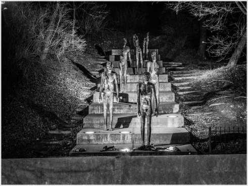 Mala Strana - Denkmal für die Opfer des Kommunismus