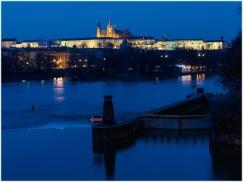 Hradschin und Prager Burg