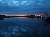 Prerow Hafen