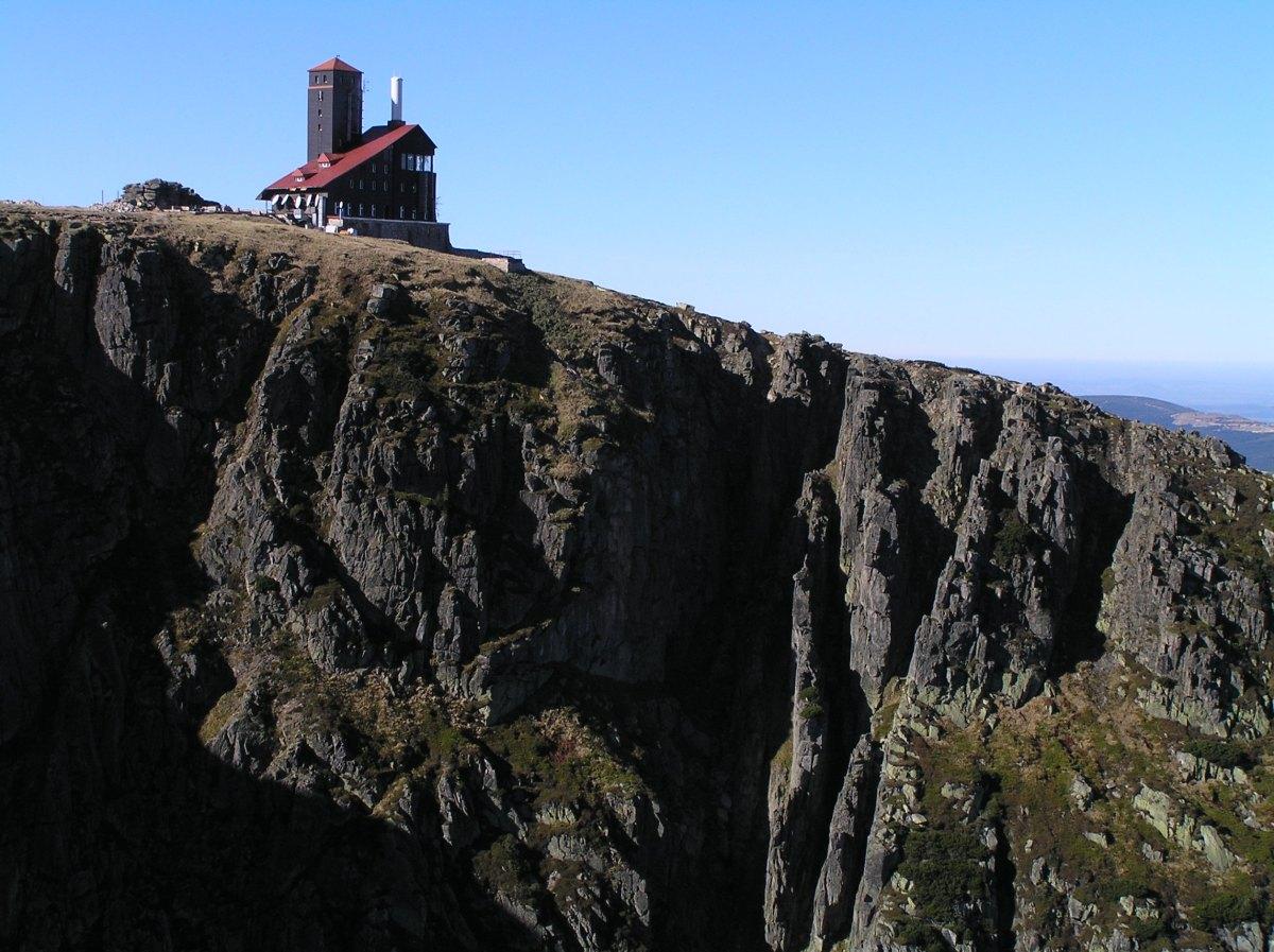 Riesengebirge – Das Hohe Rad – VysokeKolo