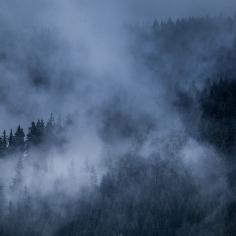 Wolken und Wetter