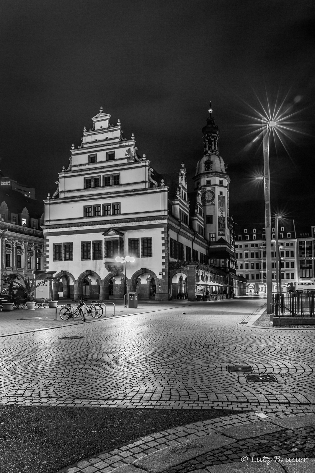 Frühmorgens in Leipzig(1)