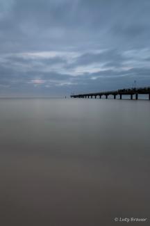 Prerow - Seebrücke