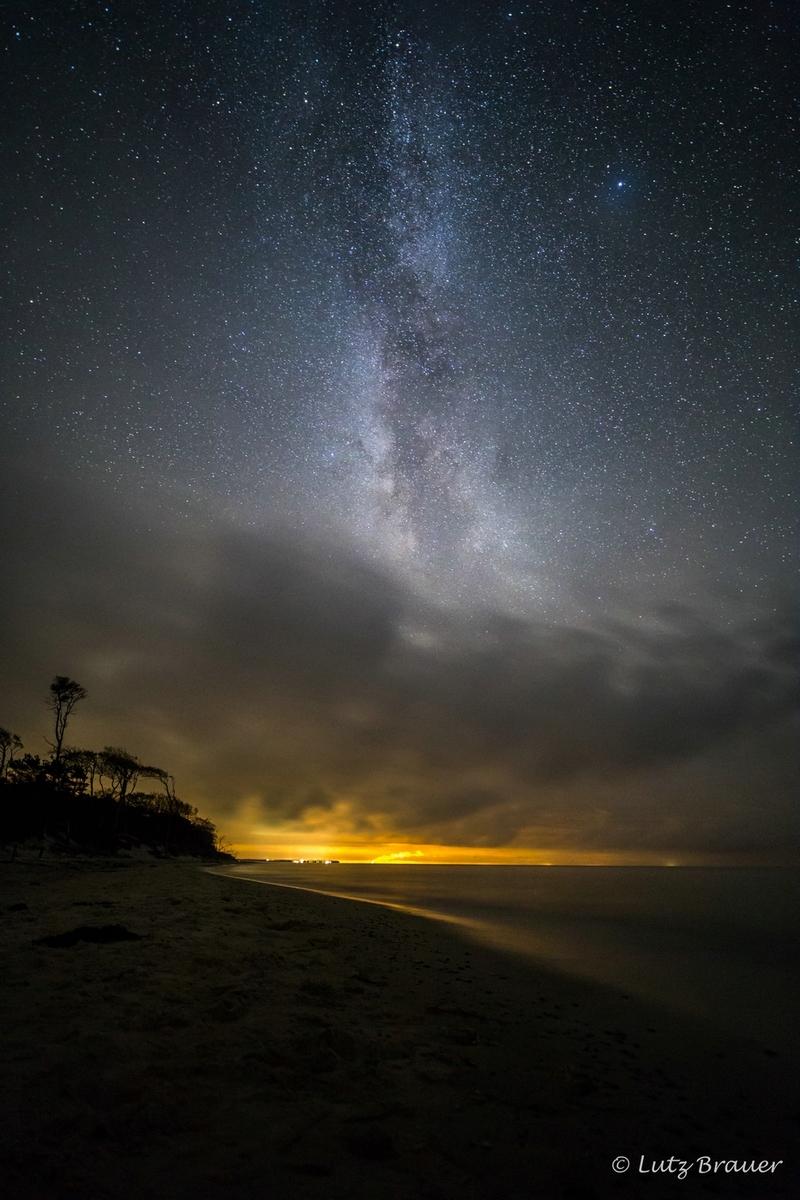 Darß – Sterne amWeststrand