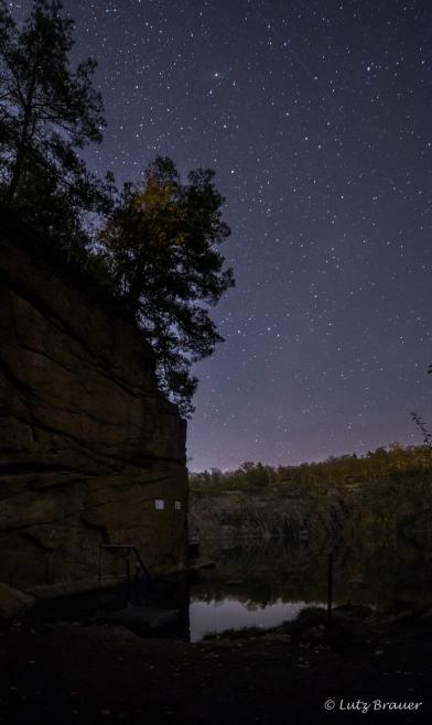 Westbruch mit Andromeda