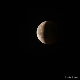 Mondfinsternis 27.07.2018