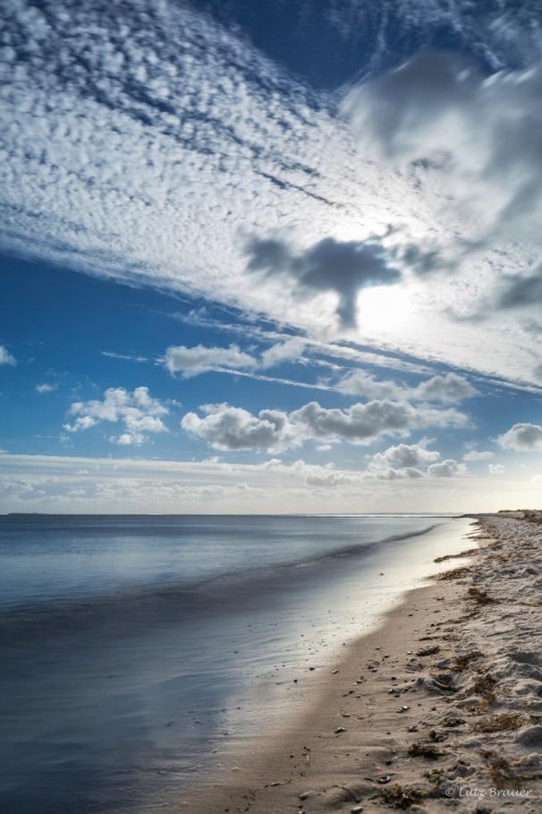 Strand bei Thiessow am Südperd