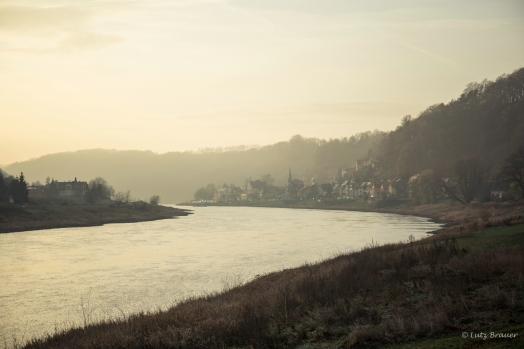 Stadt Wehlen - Sächsische Schweiz